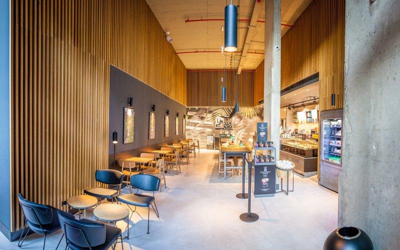 Starbucks alarga presença em Portugal