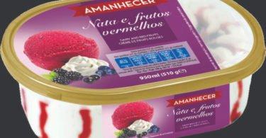 Amanhecer reforça gama de gelados de marca própria
