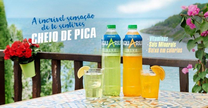 Aquarius está de volta ao mercado português