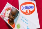 Dr. Oetker Portugal faz doação às Aldeias de Crianças SOS