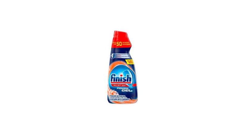 Finish reforça gama de detergentes para a loiça