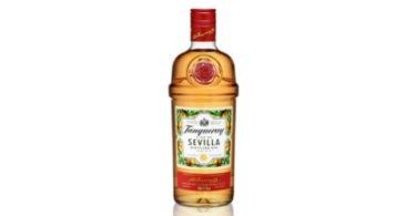 Tanqueray Flor de Sevilla já está disponível no mercado português