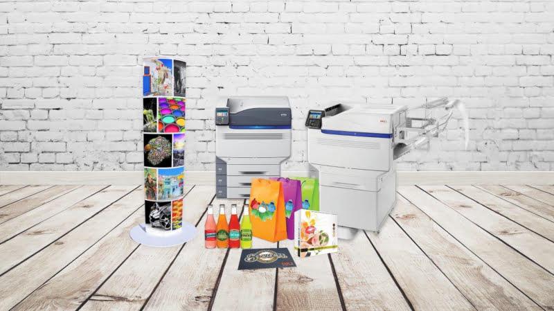 OKI apresenta soluções de etiquetagem na Empack 2018