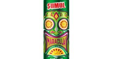Sumol Maracujá lança latas de edição limitada