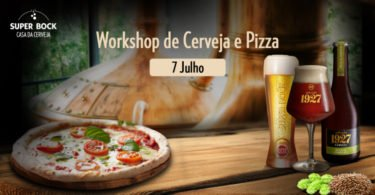 Super Bock Casa da Cerveja explica como harmonizar pizza com cerveja