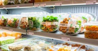 Albert Heijn testa área dedicada a comida vegan