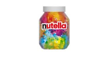 Nutella lança um milhão de embalagens com desenhos únicos