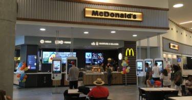 McDonald's abre dois novos restaurantes