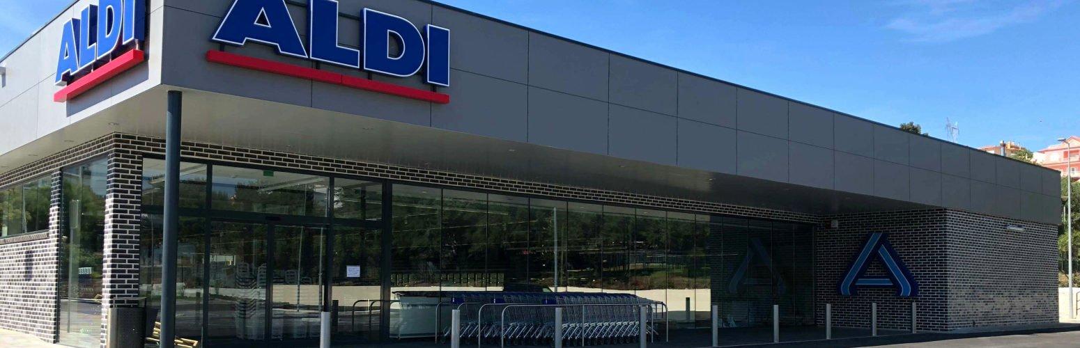 Aldi abre duas novas lojas em Portugal