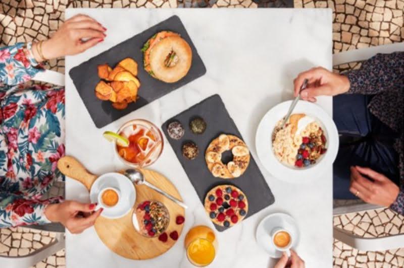 Lojas Delta Q apostam em pratos orgânicos