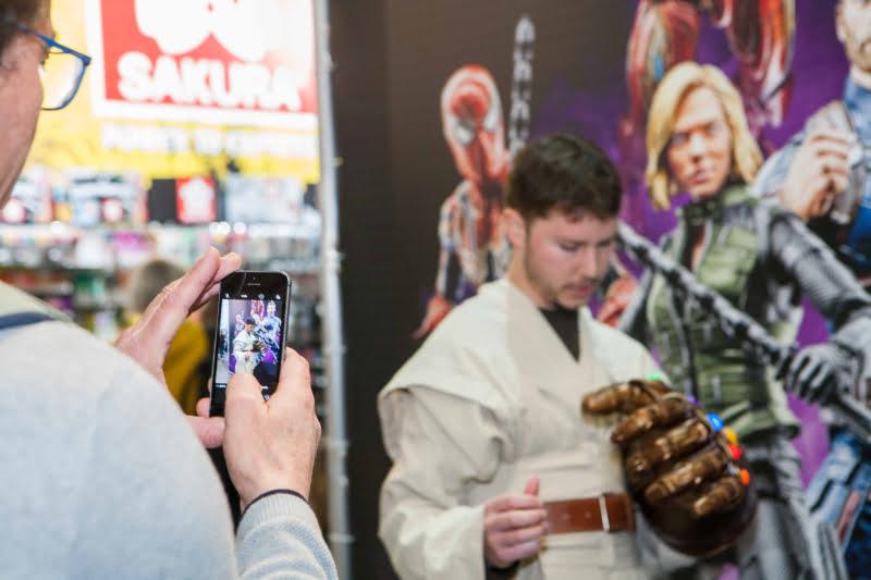 Hasbro apresenta nova linha de Transformers e Mighty Muggs na Comic Con Portugal