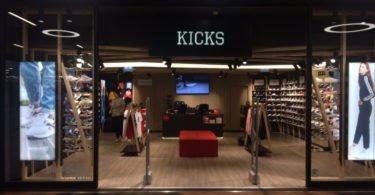 Kicks abre nova loja no Centro Comercial Vasco da Gama