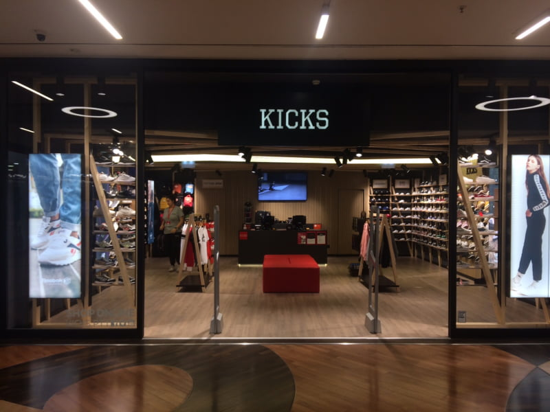 d77131016d Kicks - loja Vasco da Gama - Distribuição Hoje - Distribuição Hoje