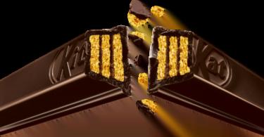 Kit Kat lança duas novas referências