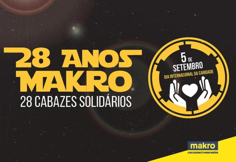 Makro Portugal oferece cabazes a instituições de solidariedade