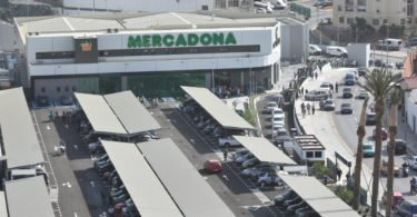Mercadona abre supermercado em Ceuta
