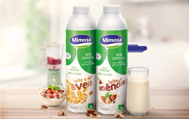 Mimosa alarga gama Bem Especial