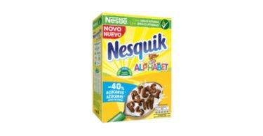 Nesquik lança nova referência
