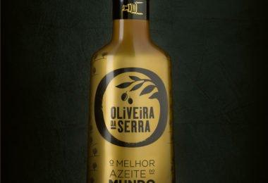 Oliveira da Serra lança edição especial do 'Melhor Azeite do Mundo'