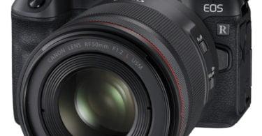 Canon reforça gama de câmaras full frame