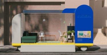 Casas sobre rodas: conheça o novo negócio da IKEA
