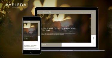 Aveleda lança novo site a pensar no mobile
