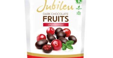 Jubileu lança arandos cobertos com chocolate preto