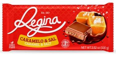 Regina reforça gama de chocolates
