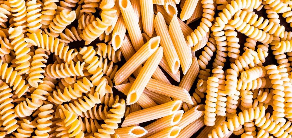 Massas saudáveis e italianas são as estrelas