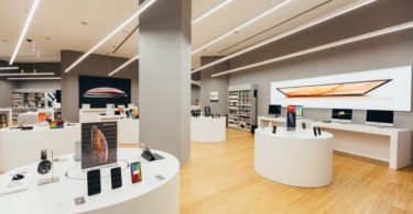 GMS Store abre nova loja Apple no Colombo