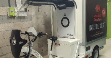 Carrefour adere aos veículos elétricos