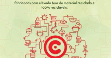 Continente Online passa a usar sacos '100% recicláveis'