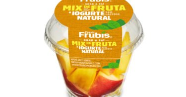 Frubis lança fruta fresca para consumo 'on-the-go'
