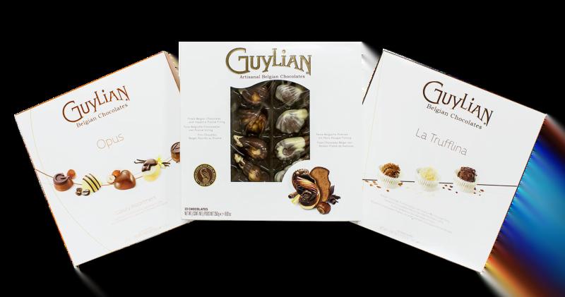 Guylian vai deixar de usar óleo de palma
