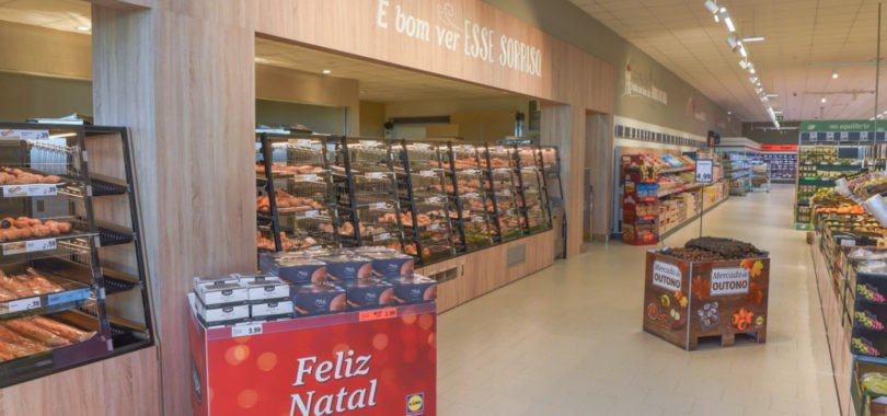 Lidl reabre loja de Algueirão depois de renovação