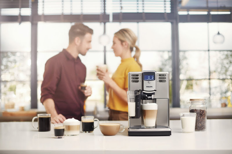 Philips lança nova máquina de café expresso
