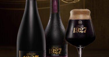 Cerveja Selecção 1927 Thames Porter da Super Bock com novos formatos