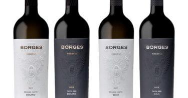 Sociedade dos Vinhos Borges muda imagem da gama Borges Reserva