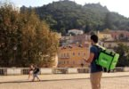Uber Eats já faz entregas em Sintra