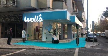Well's abre nova loja em Lisboa