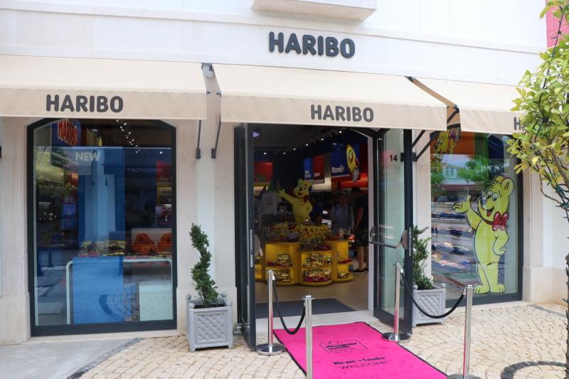 Haribo abre a primeira loja em Portugal