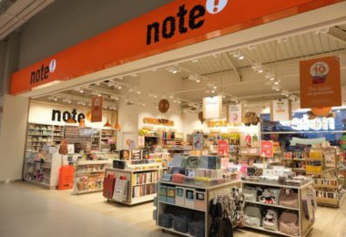 Note! abre nova loja
