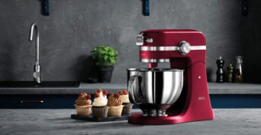 A AEG lançou o novo robot de cozinha UltraMix.