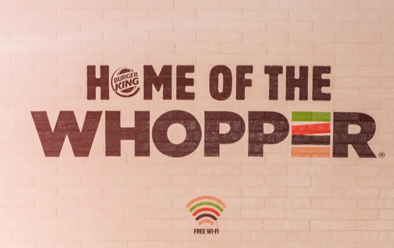 Burger King abre novo restaurante na Quinta do Conde