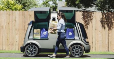 Kroger lança veículos autónomos de entregas