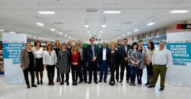 Mercadona assina acordo de trabalho coletivo em Espanha