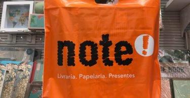 Note! lança novos sacos de plástico 100% recicláveis