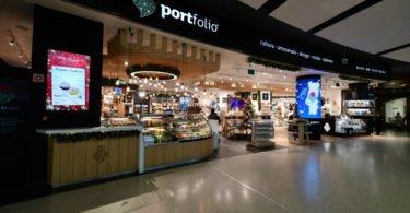 a6b566e971 Marca  Portfolio – Made of Portugal  renovada no Aeroporto de Lisboa