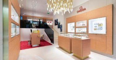 Primeira boutique Omega abre em Portugal