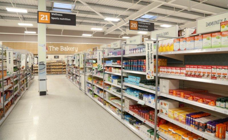 Sainsbury's reforça gama dedicada a saúde e bem-estar